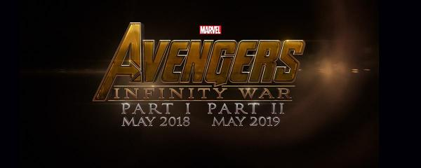 avengers infinity war part 1 and 2