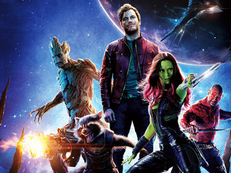 Guardians Galaxy gets official title