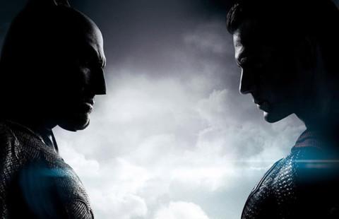 New Batman vs Superman trailer from Comic Con
