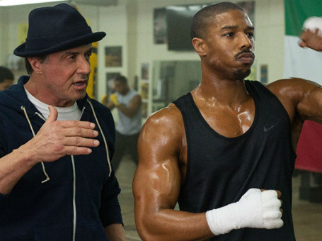 First trailer for Creed with Michael B Jordan
