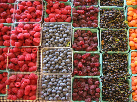 Berries can help with your weight loss