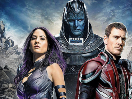 Check out some the first images from X-Men: Apocalypse