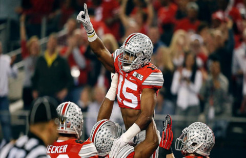 ohio state is number 1 in the poll