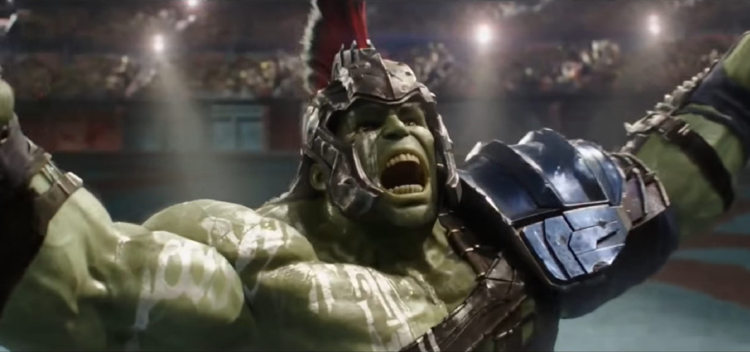 The Hulk Is Ready For Battle In New Thor Ragnarok Clip