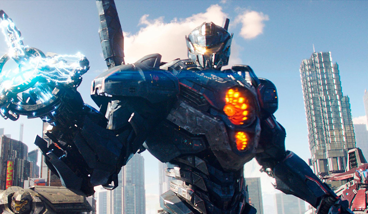 First Look At Pacific Rim Uprising Mechs