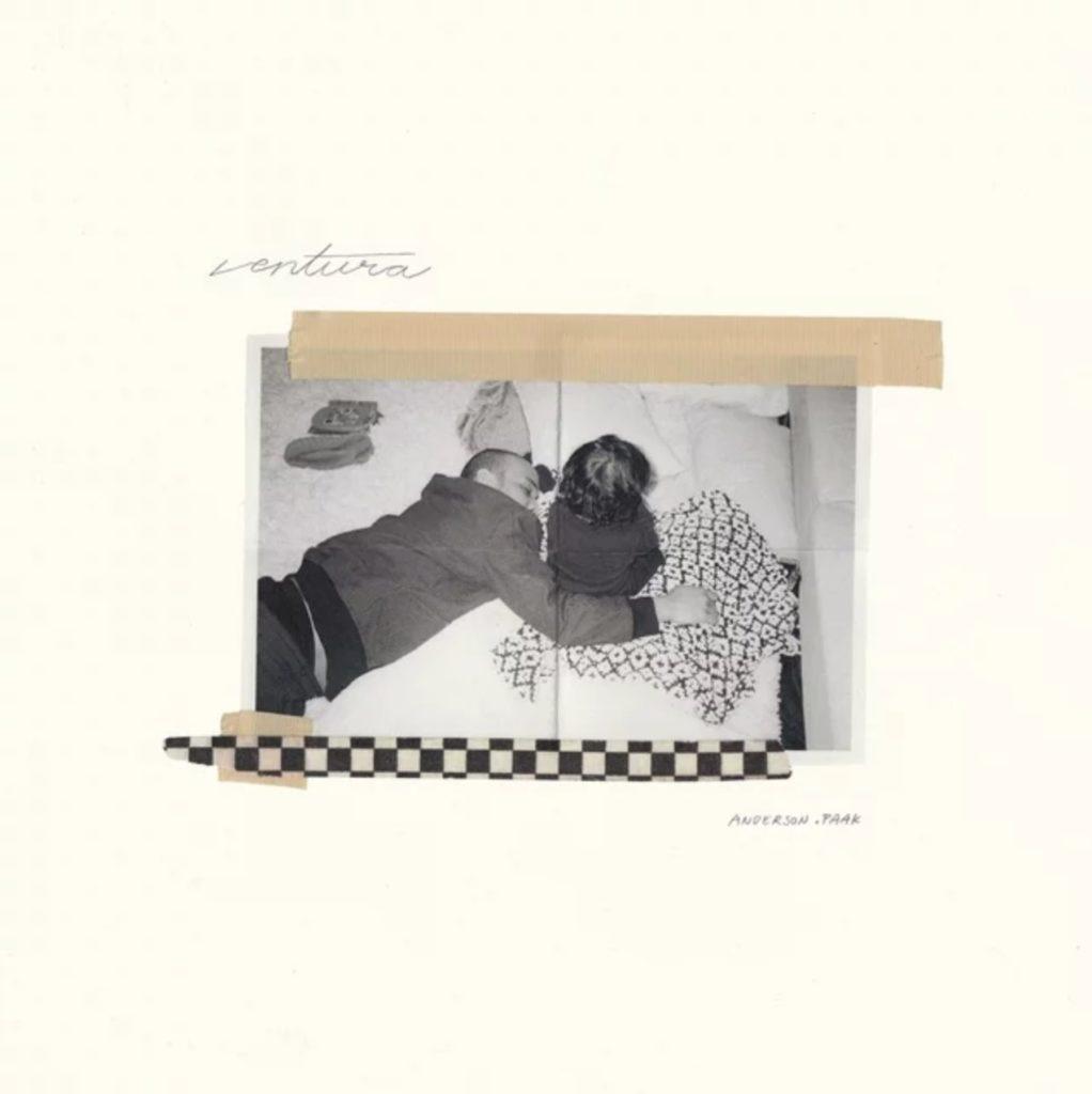 Anderson .Paak Ventura album cover